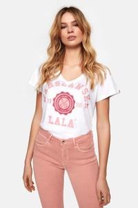 T-shirt Plny Lala z krótkim rękawem