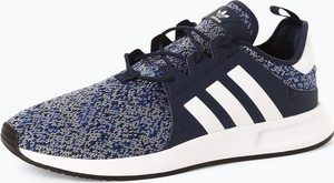 Trampki i tenisówki męskie sznurowane Adidas, kolekcja zima 2019