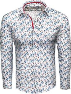 Koszula Recea z bawełny