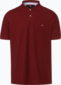 Czerwona koszulka polo Fynch Hatton