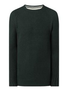 Zielony sweter Only & Sons w stylu casual
