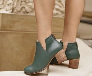 Botki Zapato ze skóry na obcasie