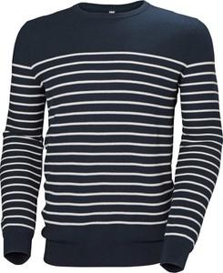 Sweter Helly Hansen w młodzieżowym stylu z bawełny