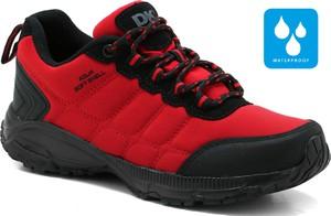 Buty trekkingowe DK z płaską podeszwą sznurowane