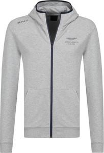 Bluza Hackett London z bawełny w stylu casual