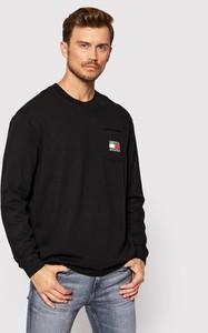 Czarna bluza Tommy Jeans w stylu casual