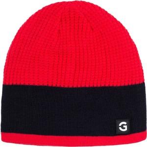 Czerwona czapka Giacomo Conti