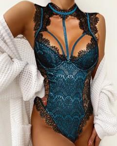 Niebieskie body Kendallme