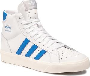 eobuwie.pl Buty adidas - Basket Profi FW4404 Ft77ht/Blubir/Owhite