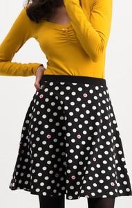 Spódnica Blutsgeschwister mini w stylu vintage