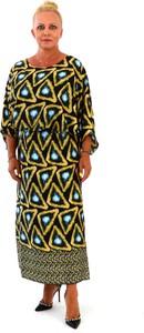 Sukienka Roxana - sukienki maxi z długim rękawem