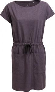 Sukienka Outhorn oversize w sportowym stylu z krótkim rękawem