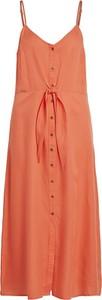 Sukienka Vila na ramiączkach w stylu casual