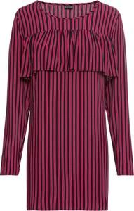 Różowa tunika bonprix BODYFLIRT w stylu casual