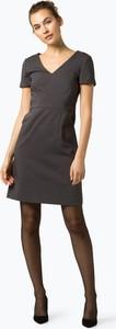 Sukienka comma, z dekoltem w kształcie litery v w stylu casual mini