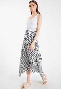 Spódnica FEMESTAGE Eva Minge w stylu casual z bawełny midi