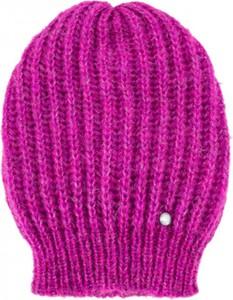 Różowa czapka YOU by Tokarska