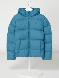 Niebieska kurtka dziecięca T. Hilfiger Teens