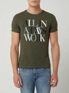T-shirt S.Oliver Red Label z krótkim rękawem w młodzieżowym stylu