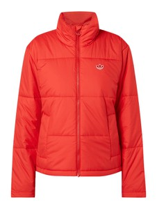 Czerwona kurtka Adidas Originals krótka