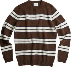 Brązowy sweter Nn07