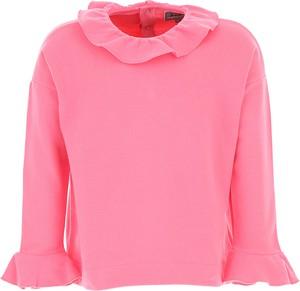 Różowa spódniczka dziewczęca Dondup z bawełny