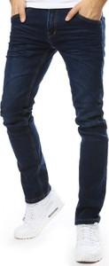 Jeansy Dstreet z jeansu