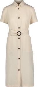 Sukienka BETTY & CO mini z krótkim rękawem
