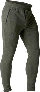 Zielone spodnie Domyos