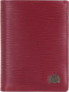 Czerwony portfel męski Wittchen