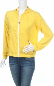Żółta kurtka American Vintage krótka