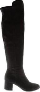 Czarne kozaki Lasocki