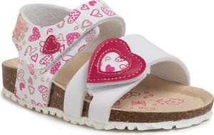 Buty dziecięce letnie GARVALIN na rzepy