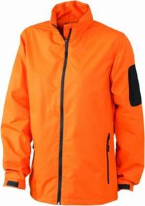 Pomarańczowa kurtka James & Nicholson