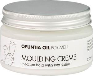Rica Opuntia Oil for Men Moulding Creme | Krem modelujący, średnie utrwalenie i połysk 100ml