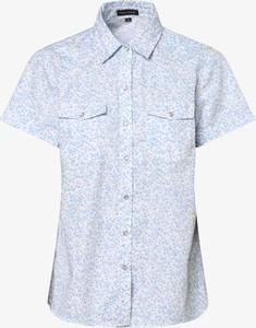 Bluzka Franco Callegari z krótkim rękawem w stylu casual