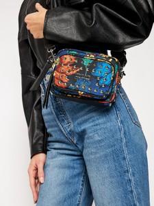 Torebka Versace Jeans na ramię średnia