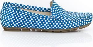Półbuty Zapato w stylu casual z płaską podeszwą ze skóry
