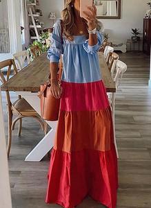 Sukienka Cikelly w stylu boho