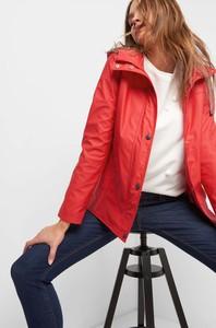 47d2ebd7fd5ef Różowa kurtka ORSAY krótka w stylu casual
