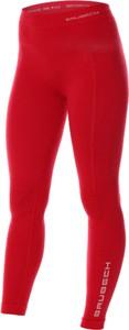 Czerwone spodnie Brubeck z wełny