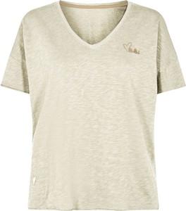 T-shirt Mos Mosh w stylu casual