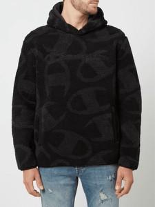 Bluza Champion z polaru w młodzieżowym stylu