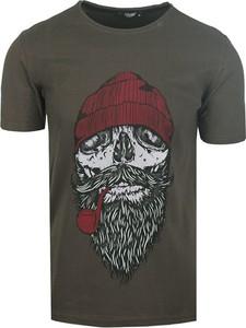 T-shirt Neidio z krótkim rękawem w młodzieżowym stylu