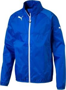 Niebieska kurtka Puma krótka
