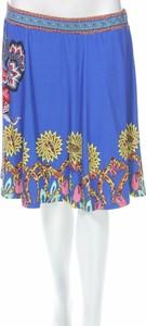 Spódnica Desigual mini w stylu casual