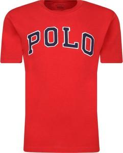 Koszulka dziecięca POLO RALPH LAUREN z dżerseju