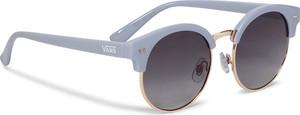 Niebieskie okulary damskie Vans