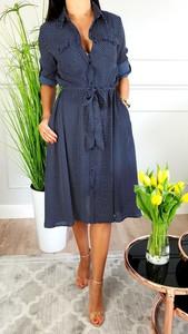 583f2b230b sukienka retro lata 50 - stylowo i modnie z Allani