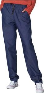 Niebieskie jeansy Nife z bawełny